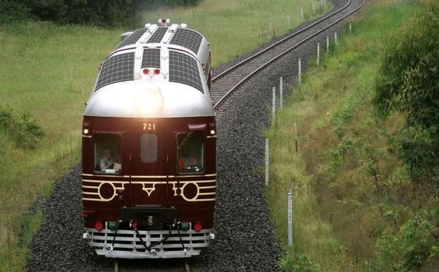 Treno Fotovoltaico