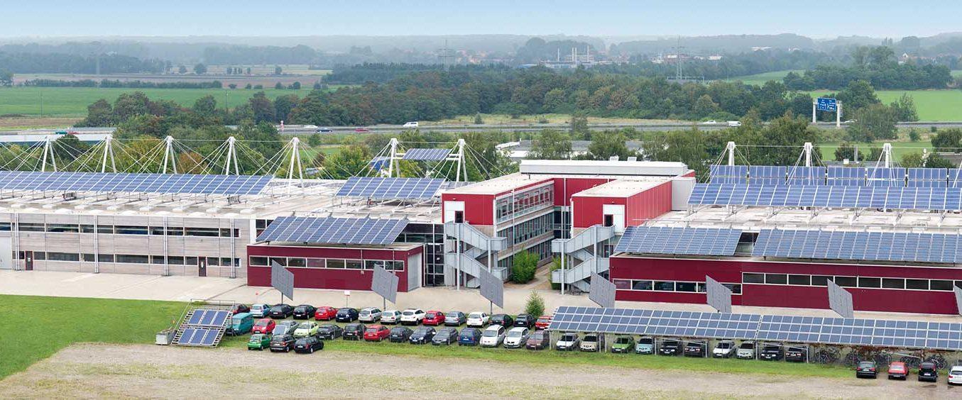 Una fabbrica ad emissioni zero: l'esempio di Solvis