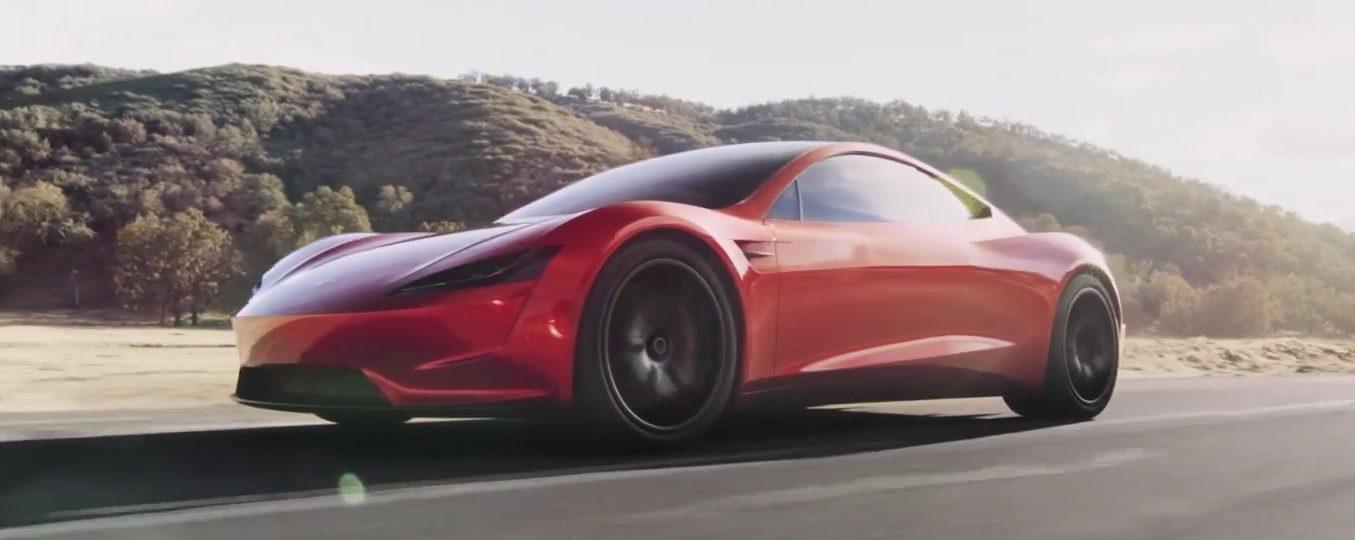 Tesla Roadster: la supercar amica dell'ambiente